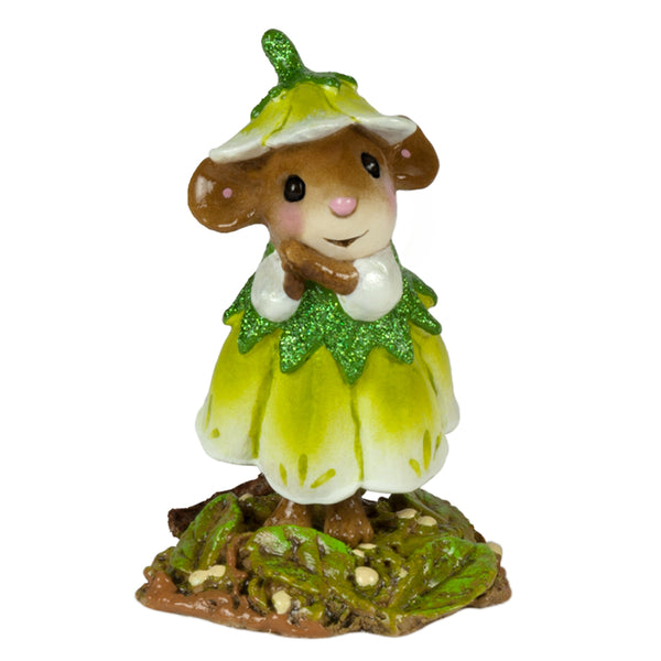 Wee Forest Folk Wee Flower Mouse Of The Month - May M640E