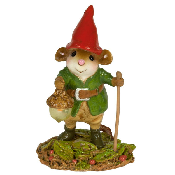 Wee Forest Folk Roaming Gnome M645