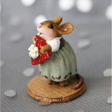 Wee Forest Folk Cheerful Cheddar! M662