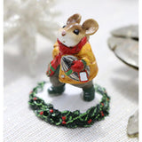 Wee Forest Folk Christmas Seed Feast M664