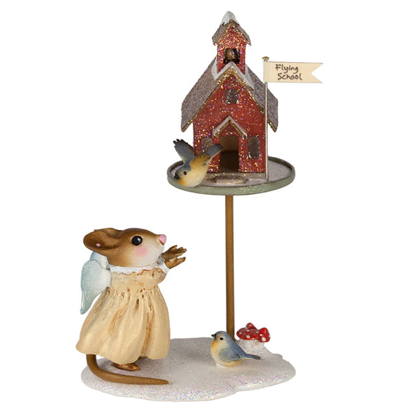 Wee Forest Folk Schoolhouse Angel SA5