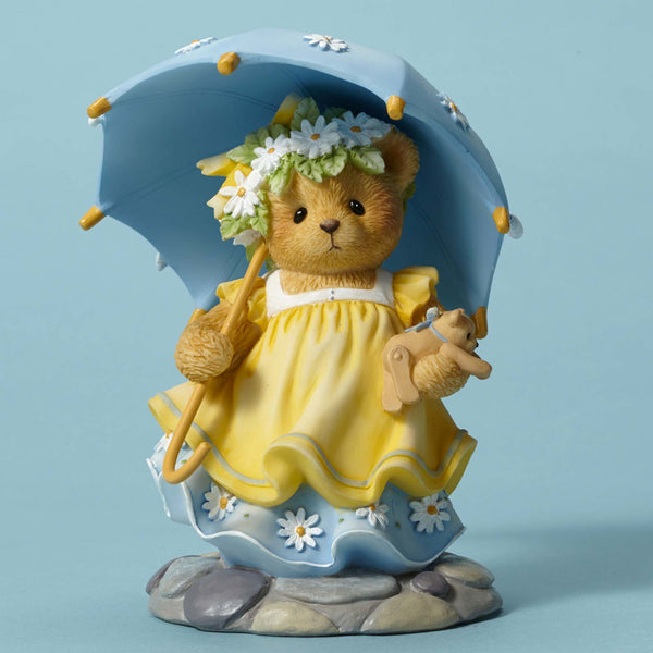 Cherished Teddies Sunny May Happiness Rain On You Always CT1601