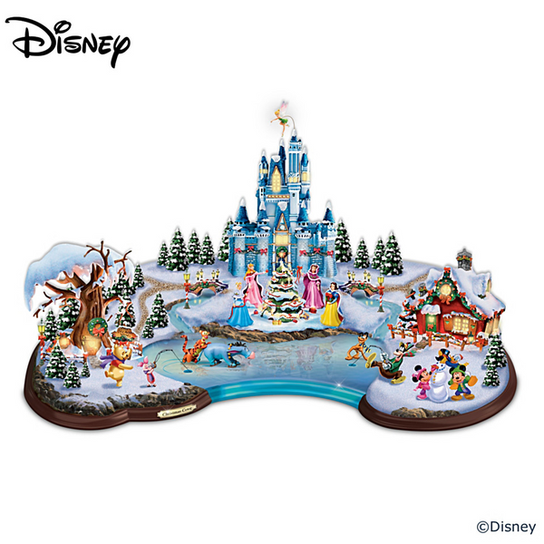 Gallery Marketing Group Disney Christmas Cove 1401706001