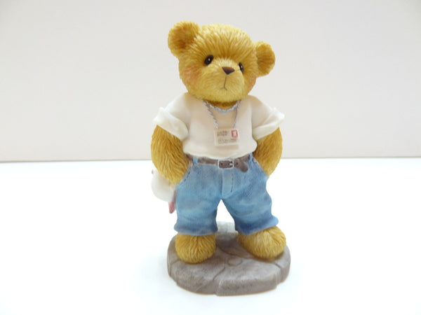 Cherished Teddies Giacomo Jake Bearcino CT012