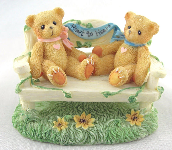 Cherished Teddies Heart To Heart CRT240