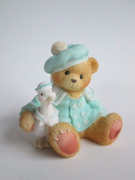 Cherished Teddies Cole -We've Got A Lot To Be Thankful For 476714