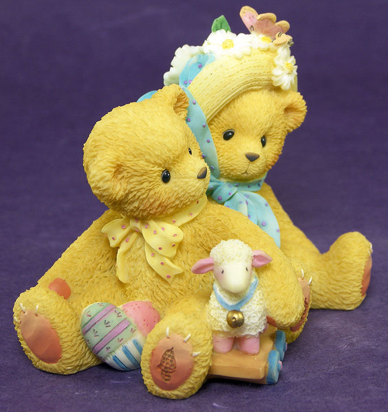 Cherished Teddies Daisy-Chelsea- Old Friends Find Way Back 597392
