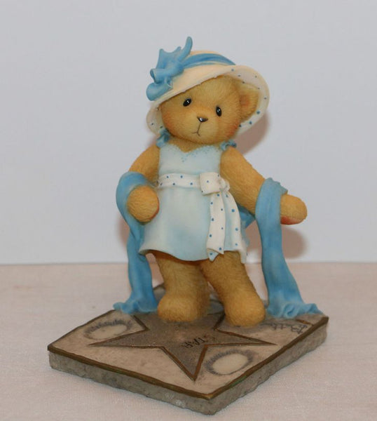 Cherished Teddies Bette - You Are The Star Of The Show 533637