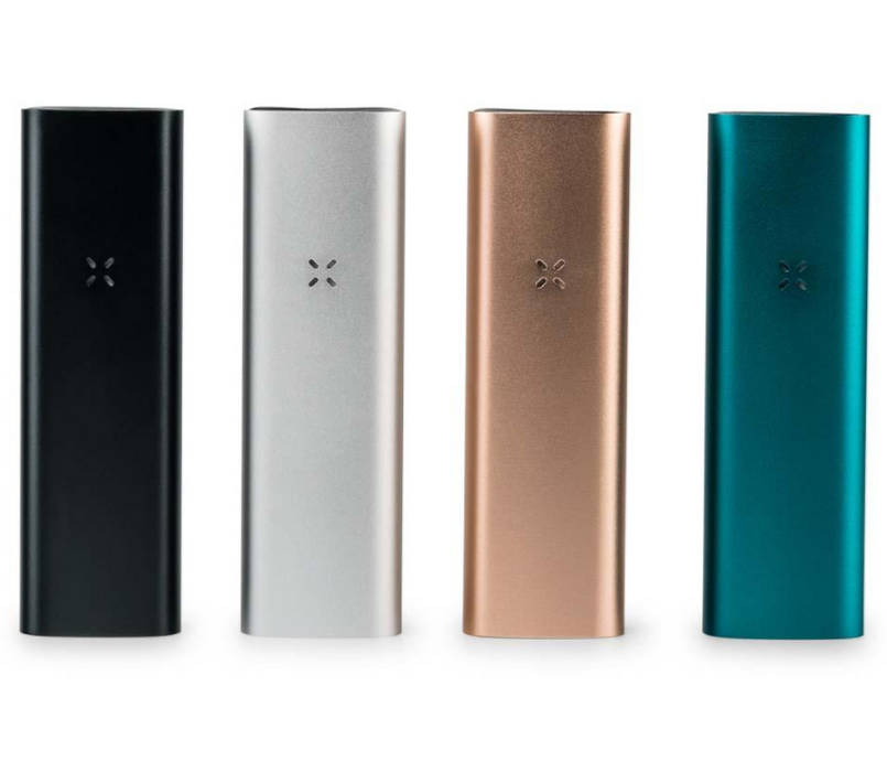 Pax 3 Vaporizer Complete Kit - Dry Herb/Wax - Black, Teal, Silver, Rose Gold