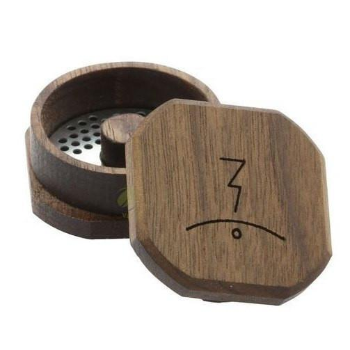 Wooden Finishing Grinder by Magic Flight - Cherry, Natural, Walnut