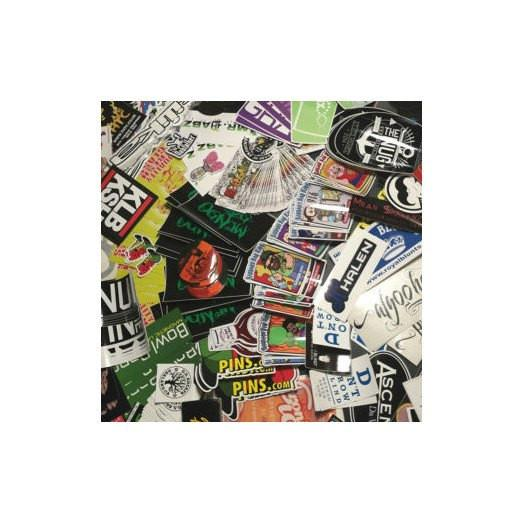 Random Sticker Pack by Master Bong