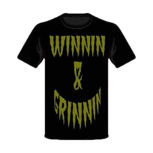 Winnin & Grinnin Shirt by Master Bong