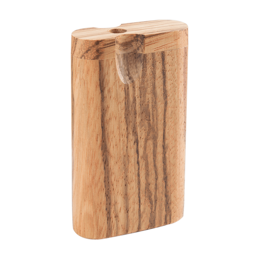 Twist Dugout with Metal One Hitter - Wood Grain - Large or Small