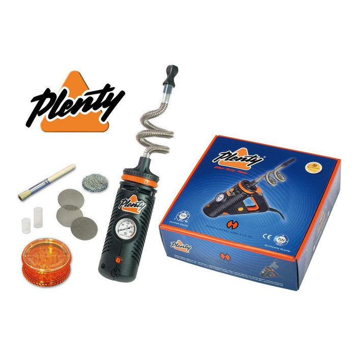 Plenty Desktop Vaporizer by Storz & Bickel - Dry Herb