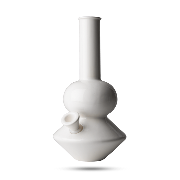 Land Yacht Ceramic Bong by Summerland - 12.5 Inches
