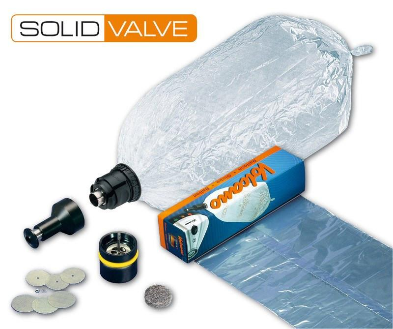 Solid Valve Starter Kit for Volcano Vaporizer