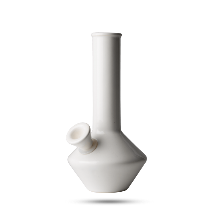 Pleasure Point Ceramic Bong by Summerland - 10 Inches