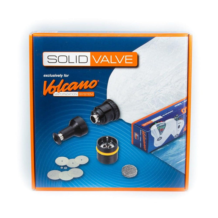 Volcano Classic Forced Air Vaporizer With Easy Valve or Solid Valve Start Set (110V)