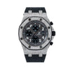 Audemars Piguet Royal Oak Offshore 25940SK 42MM Black Dial With 11.55 CT Diamonds