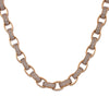 "Rose Gold 20"" Women's Necklace"