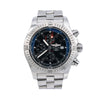 Breitling Super Avenger A13370 48MM Blue Dial With Stainless Steel Bracelet