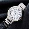 Cartier Ballon Bleu W69012Z4 42mm White Dial with Roman Numerals