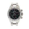 18K White Gold Rolex Daytona 116509 40MM Black Dial
