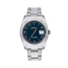 Rolex Datejust 116200 36MM Blue Dial With Stainless Steel Bracelet