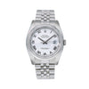 Rolex Datejust 116200 36MM White Dial With Stainless Steel Bracelet