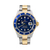 Rolex Submariner 16613 40MM Blue Dial With Two Tone Bracelet