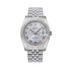 Rolex Datejust 116201 36MM Silver Dial With Stainless Steel Bracelet