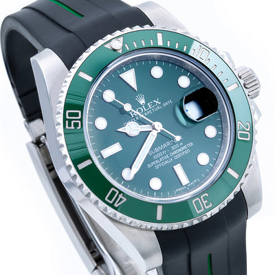 Rolex Submariner Date 116610LV 40mm Green Dial