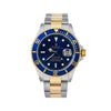 Rolex Submariner 16613 40MM Blue Dial With Two Tone Oyster Bracelet