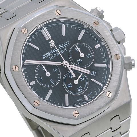 Audemars Piguet Royal Oak Chronograph 26320ST 41mm Black Dial