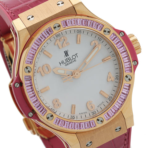 Hublot Big Bang Tutti Frutti 341.PP.2010.LR.1933 41mm White Dial