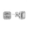 Women's 18K White Gold 0.47 CT Diamond Earrings
