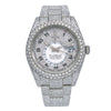 Rolex Sky-Dweller 326934 42MM Silver Diamond Dial With 22.94 CT Diamonds