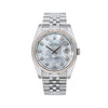 Rolex Datejust 116234 36MM White Diamond Dial With Stainless Steel Bracelet