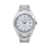 Rolex Datejust II 116300 41MM White Dial With Stainless Steel Oyster Bracelet