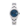 Rolex Oyster Perpetual Date 6916 26MM Blue Dial With Stainless Steel Oyster Bracelet