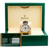 Rolex Sky-Dweller 326135 42MM Silver Dial With Leather Bracelet
