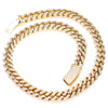 14K YELLOW GOLD 22"