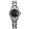 Rolex Datejust 6917 26MM Black Diamond Dial With 4.25 CT Diamonds