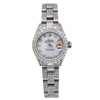 Rolex Datejust 6917 26MM Silver Diamond Dial With 5.75 CT Diamonds