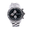 Breitling Super Avenger A13370 48MM Black Dial With Stainless Steel Bracelet