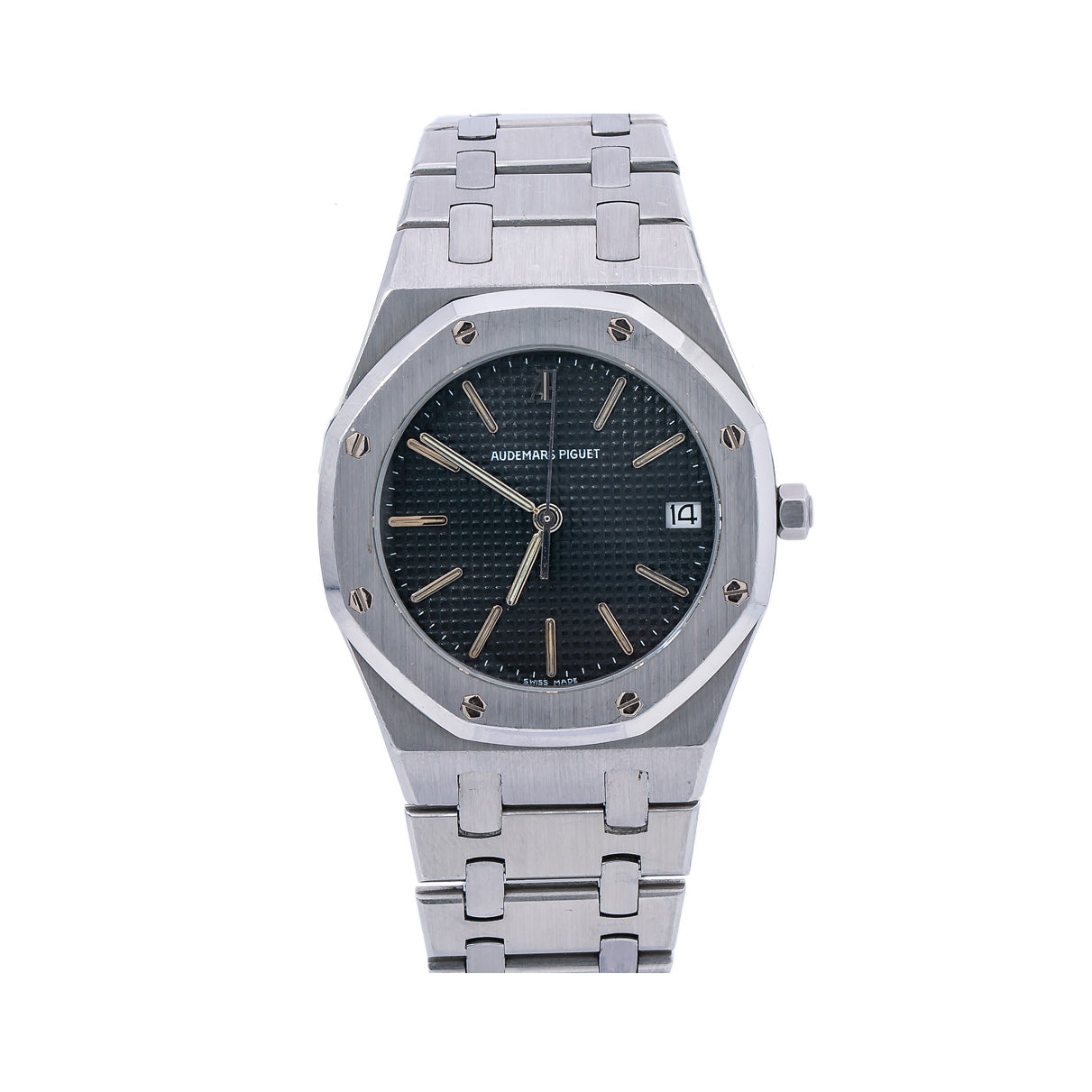 Audemars Piguet Royal Oak 56023ST 33MM Black Dial With Stainless Steel Bracelet