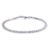 14K WHITE GOLD LADIES BRACELET WITH 2.7 CT DIAMONDS