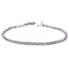 14K WHITE GOLD LADIES BRACELET WITH 1.75 CT DIAMONDS