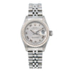 Rolex Lady-Datejust 26MM Silver Dial With Stainless Steel Bracelet