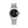 Rolex Datejust 178240 31MM Black Dial With Stainless Steel Jubilee Bracelet